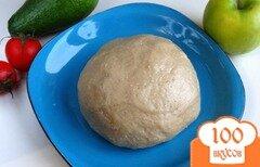 Фото рецепта: «Тесто для пиццы с яйцом и сливочным маслом»