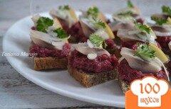Фото рецепта: «Закусочные бутербродики»