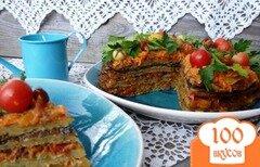 Фото рецепта: «Овощной торт»