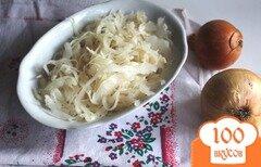 Фото рецепта: «Капуста квашеная без моркови»