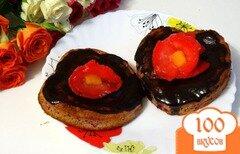 Фото рецепта: «Клюквенные пирожные»