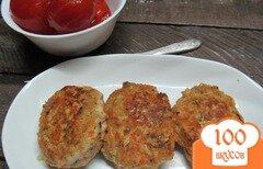 Фото рецепта: «Котлеты из свинины с овощами»