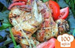 Фото рецепта: «Крылья в сметане и в соевом соусе»