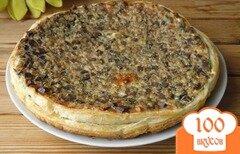 Фото рецепта: «Гречневый пирог с печенкой»