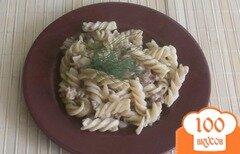 Фото рецепта: «Макароны с мясом»