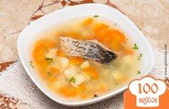 Фото рецепта: «Уха из сазана с рисом»
