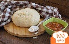 Фото рецепта: «Безопарное дрожжевое тесто»