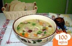 Фото рецепта: «Крестьянский суп *Затируха*»