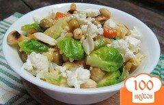 Фото рецепта: «Жареный рис с яйцом и овощами»