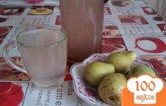 Фото рецепта: «Грушевый компот»