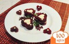 Фото рецепта: «Свекольные сердечки»