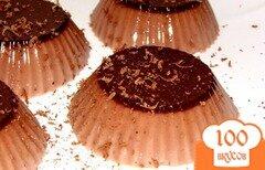 Фото рецепта: «Какао-желе»