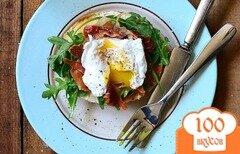 Фото рецепта: «Утренний сэндвич»