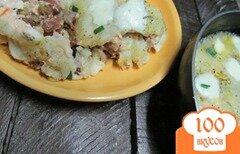 Фото рецепта: «Запеканка в сковороде»