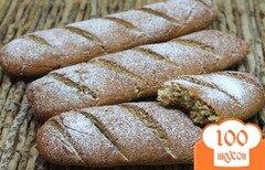 Фото рецепта: «Хлебцы овсяные»