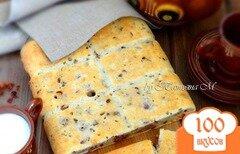 Фото рецепта: «Закусочный пирог с уткой и паприкой»