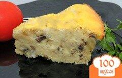 Фото рецепта: «Картофельно - грибная запеканка»