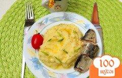 Фото рецепта: «Картофельное пюре со сливками»