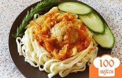 Фото рецепта: «Тефтели с морковью»