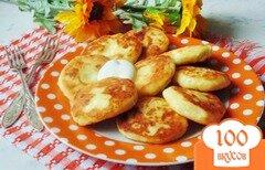 Фото рецепта: «Сырники с ванилью»