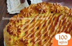 Фото рецепта: «Чудо-пирог с индейкой»