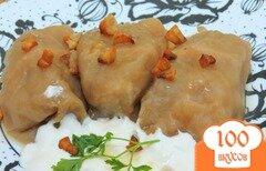 Фото рецепта: «Голубцы из картофеля»