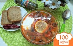 Фото рецепта: «Солянка сборная мясная»