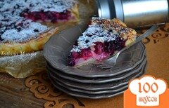 Фото рецепта: «Пирог с ягодами»