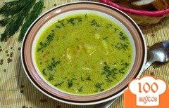 Фото рецепта: «Суп с чечевицей и плавленым сыром»
