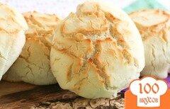 Фото рецепта: «Хлеб с голландской корочкой»