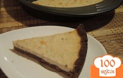 Фото рецепта: «Пряничный чизкейк»