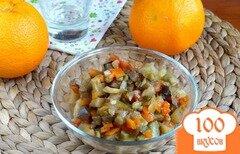 Фото рецепта: «Рагу из замороженных овощей в мультиварке»