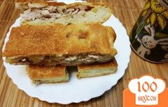 Фото рецепта: «Пирог из индейки»
