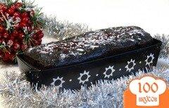Фото рецепта: «Кекс на черничном варенье»