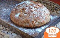 Фото рецепта: «Хлеб с отрубями»