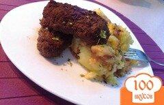 Фото рецепта: «Люля кебаб из говядины»