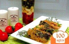 Фото рецепта: «Карп под луковым соусом»