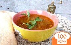 Фото рецепта: «Суп из вешенок и вермишели»