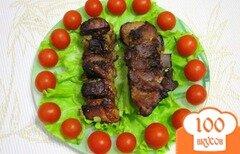Фото рецепта: «Свиные ребрышки в пикантном маринаде»