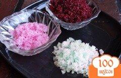 Фото рецепта: «Цветной сахар для кондитерского декора»