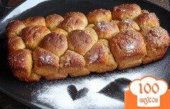 """Фото рецепта: «Пирог """"Апельсиновые зернышки""""»"""