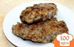 Фото рецепта: «Свиной стейк с балыка»
