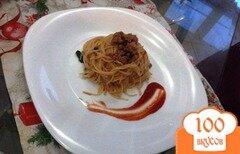Фото рецепта: «Паста Болоньезе»