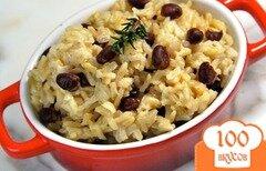 Фото рецепта: «Ямайский рис с фасолью»