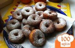 Фото рецепта: «Сырные пончики»