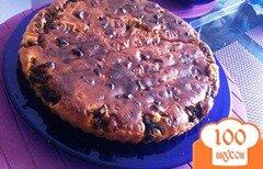 Фото рецепта: «Заливной пирог с грибами»