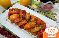 Фото рецепта: «Яблоки гарнирные жареные»