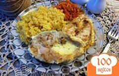 Фото рецепта: «Ароматный гарнирный рис»