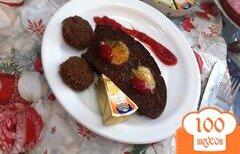 Фото рецепта: «Завтрак из перепелиных яиц»