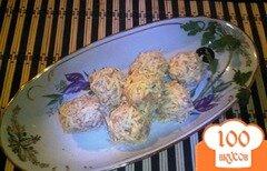 Фото рецепта: «Закусочные шарики с сардиной»